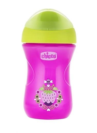 Chicco Chicco Easy Bardak İleri Seviye 12+ Ay Kız Pembe Yeşil Yeşil